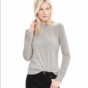 NWOT Banana Republic Merino Wool Sweater